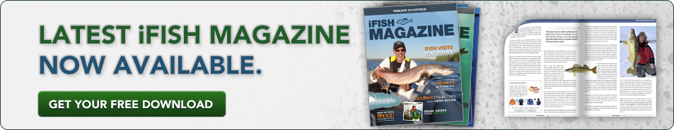 The iFish Magazine - A Digital Fishing Magazine for Canadian Fisherman